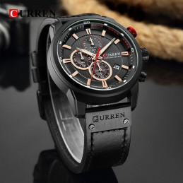 CURREN Montre Militaire...