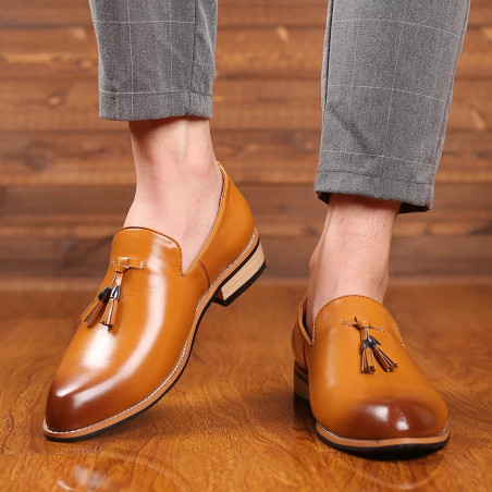 M-anxiu Chaussures pour Hommes
